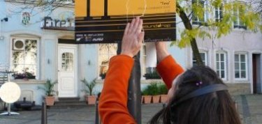 Sound Drop @ Luxembourg